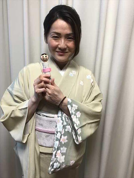 加賀友禅 金沢 こけし作り