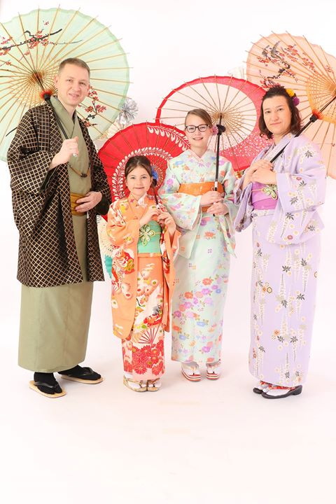 kimono kanazawa 着物 金沢
